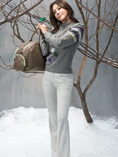 Quyến rũ ngày đông như Kim Jung Eun - 22