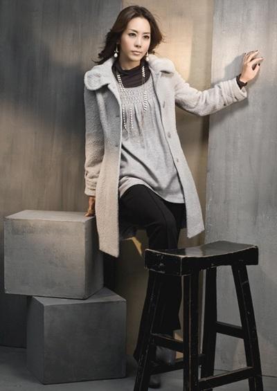 Quyến rũ ngày đông như Kim Jung Eun - 3