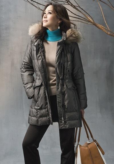 Quyến rũ ngày đông như Kim Jung Eun - 5