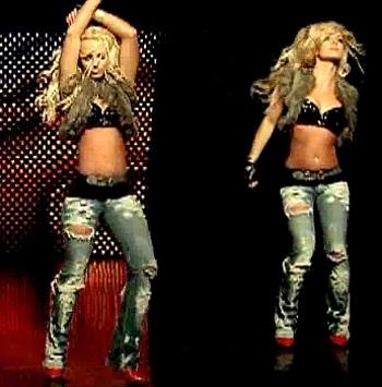 Britney lột xác trong video clip mới - 2