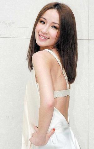 Kiều nữ Tiêu Á Hiên dành thiện cảm cho Trần Quán Hy - 1