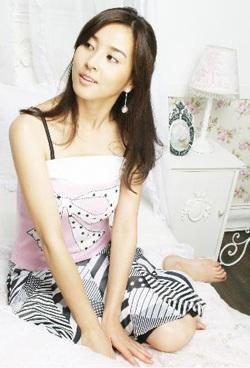 """Han Hye Jin: """"Cô công chúa"""" khả ái  - 1"""
