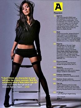 Kim Yun Jin trở thành biểu tượng sắc đẹp của MSN - 1