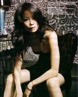 """Lucy Liu - """"Thiên thần"""" trở lại - 1"""