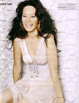 """Lucy Liu - """"Thiên thần"""" trở lại - 3"""