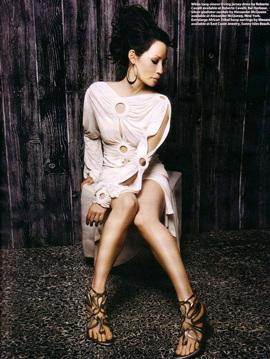 """Lucy Liu - """"Thiên thần"""" trở lại - 4"""