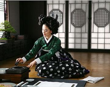 Song Hye Gyo ngán ngẩm hình ảnh trong sáng - 5
