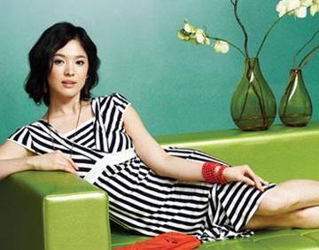 Song Hye Gyo ngán ngẩm hình ảnh trong sáng - 2