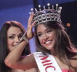 Những tấm hình mới của Hoa hậu thế giới 2007 - 1