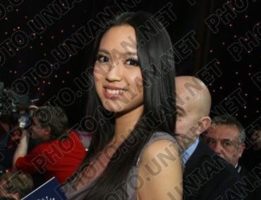Những tấm hình mới của Hoa hậu thế giới 2007 - 3