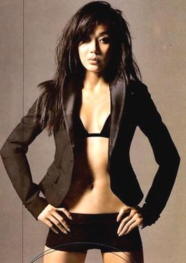 Kim Yun Jin lọt top 100 người phụ nữ gợi tình nhất thế giới - 2