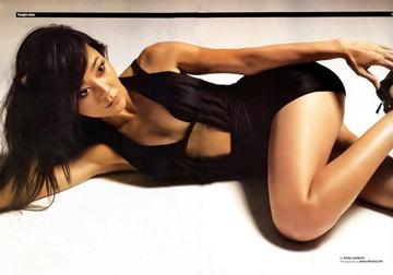 Kim Yun Jin lọt top 100 người phụ nữ gợi tình nhất thế giới - 4