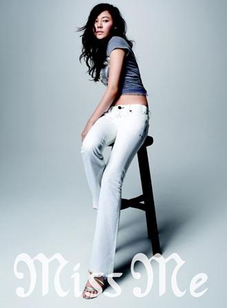 Kim Ha Neul cũng được mời thiết kế thời trang - 2