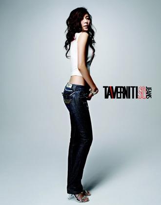 Kim Ha Neul cũng được mời thiết kế thời trang - 4