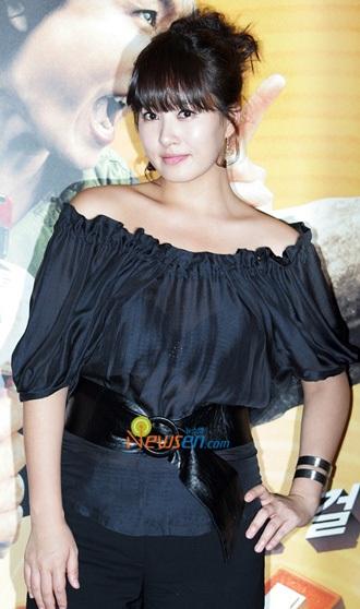 "Gặp lại ""nàng Kim Sam Soon"" Kim Sun Ah - 27"