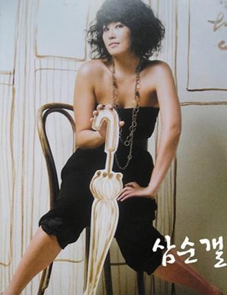 "Gặp lại ""nàng Kim Sam Soon"" Kim Sun Ah - 5"