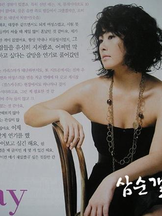 "Gặp lại ""nàng Kim Sam Soon"" Kim Sun Ah - 6"