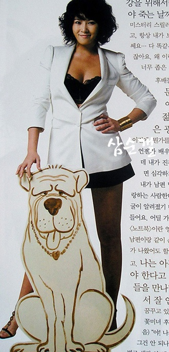 "Gặp lại ""nàng Kim Sam Soon"" Kim Sun Ah - 7"
