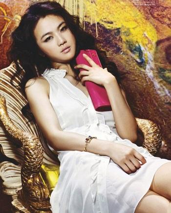 Gặp lại Thang Duy quyến rũ trên tạp chí W xứ Hàn - 4