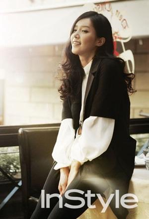 Chae Jung An trưởng thành hơn sau hôn nhân đổ vỡ - 3