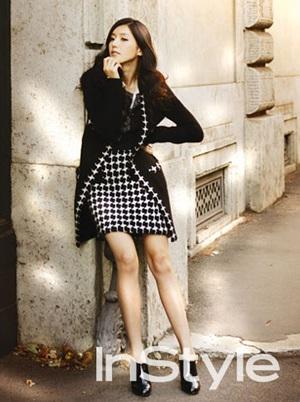 Chae Jung An trưởng thành hơn sau hôn nhân đổ vỡ - 5