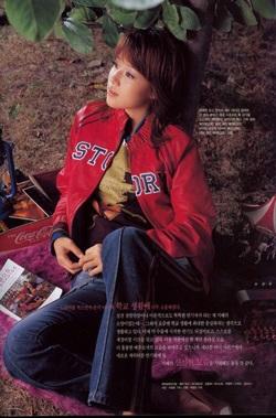 Han Ji Hye: Cô nàng có khuôn mặt búp bê - 2
