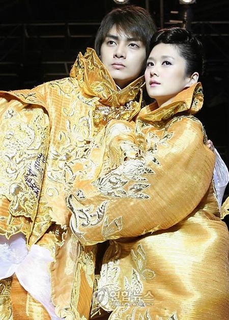 Jang Na Ra tỏa sáng trong show diễn của Andre Kim - 1