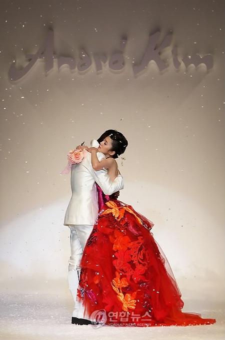 Jang Na Ra tỏa sáng trong show diễn của Andre Kim - 15