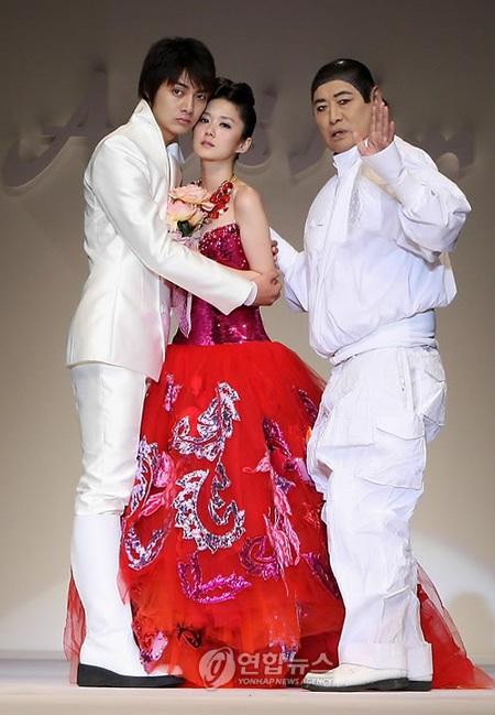 Jang Na Ra tỏa sáng trong show diễn của Andre Kim - 16