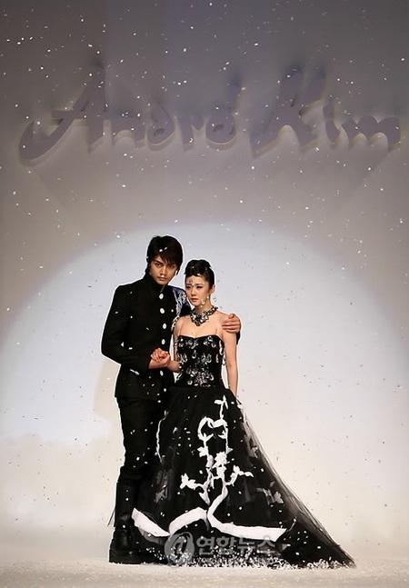 Jang Na Ra tỏa sáng trong show diễn của Andre Kim - 6