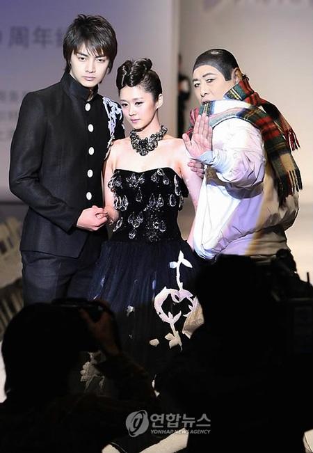 Jang Na Ra tỏa sáng trong show diễn của Andre Kim - 7