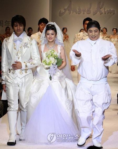 Jang Na Ra tỏa sáng trong show diễn của Andre Kim - 9