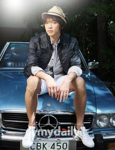 Bi (Rain) làm người mẫu cho dòng sản phẩm thời trang riêng - 7