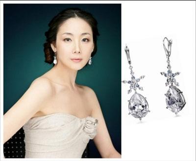 Choi Ji Woo diện váy cưới trong phim mới - 11