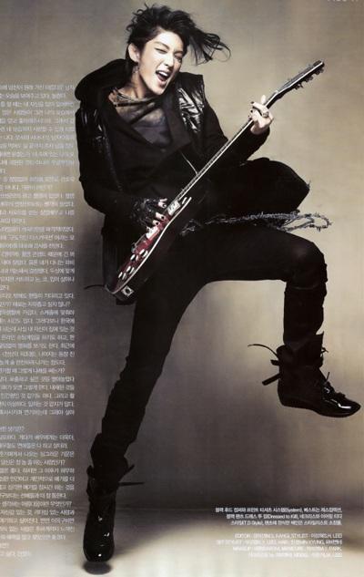 Ấn tượng khác lạ về mỹ nam Lee Jun Ki - 8