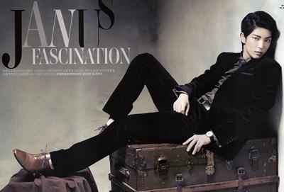 Ấn tượng khác lạ về mỹ nam Lee Jun Ki - 9