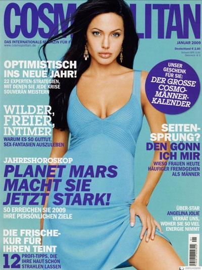 Angelina Jolie luôn cuốn hút và gợi cảm - 8