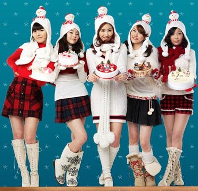 """Nhóm Wonder Girls cũng """"tấn công"""" thị trường Mỹ - 2"""