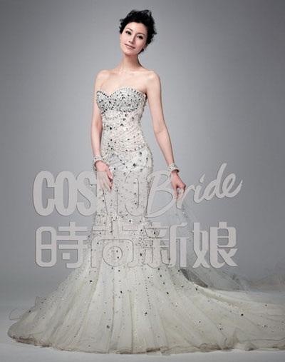 Lý Gia Hân - Cô dâu xinh đẹp - 4