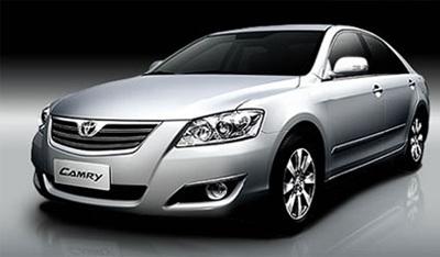 10 mẫu xe trong nước bán chạy nhất năm 2008 - 7