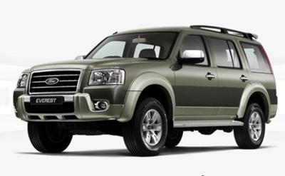 10 mẫu xe trong nước bán chạy nhất năm 2008 - 4