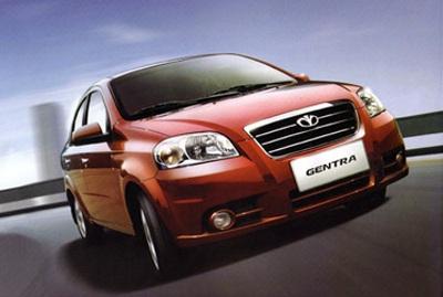 10 mẫu xe trong nước bán chạy nhất năm 2008 - 9