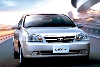 10 mẫu xe trong nước bán chạy nhất năm 2008 - 10