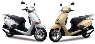 Honda Việt Nam ra mắt xe tay ga Lead - 1