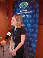 Phóng viên nước ngoài kể chuyện tác nghiệp ở APEC - 3