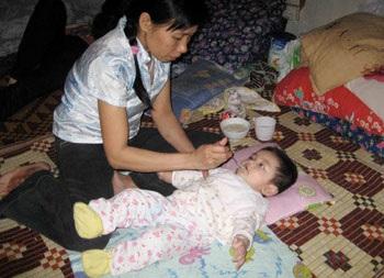 Những đứa trẻ khát dòng sữa mẹ - 5