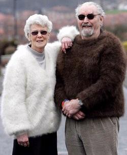 Áo len từ... lông chó - 1