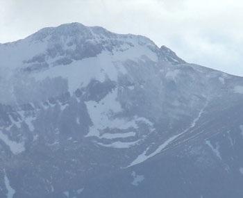 Chùm ảnh: Mặt người trên núi đá - 8