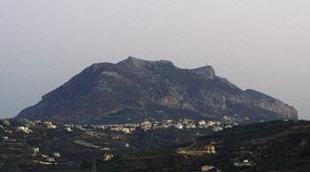 Chùm ảnh: Mặt người trên núi đá - 4