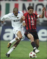 Inter lại ôm hận? - 1